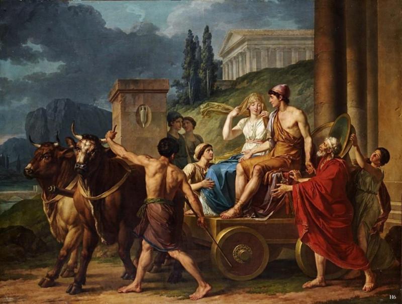 Одиссей м Пенелопа