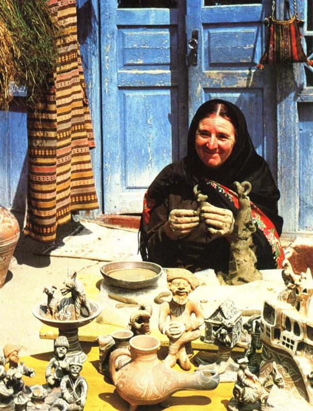 балхарская керамика 1
