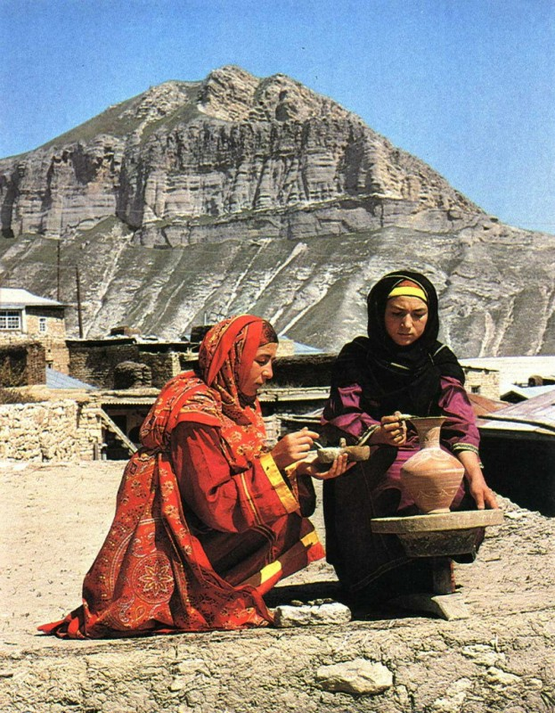 балхарская керамика 3