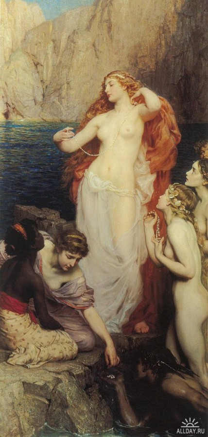 draper_herbert_the_pearls_of_aphrodite