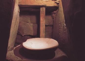 Ньюгрейндж ритуальная чаша