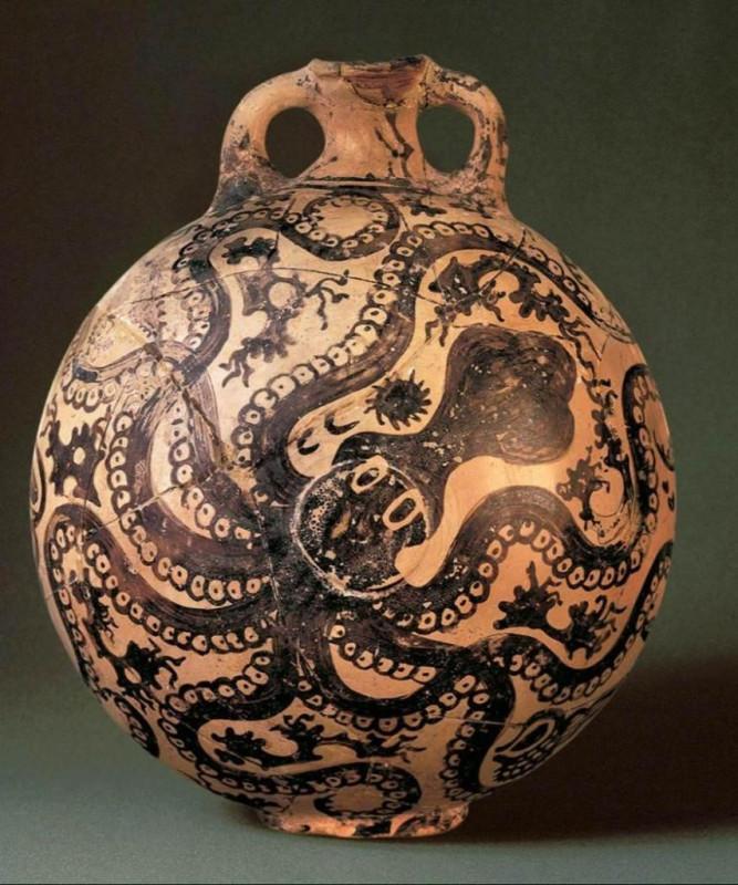 вазопись Камарес