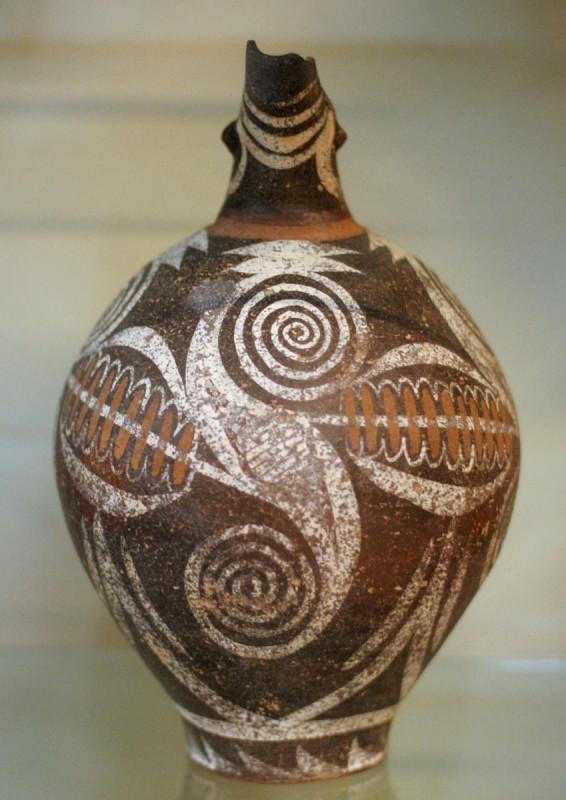 Критская вазопись Камарес