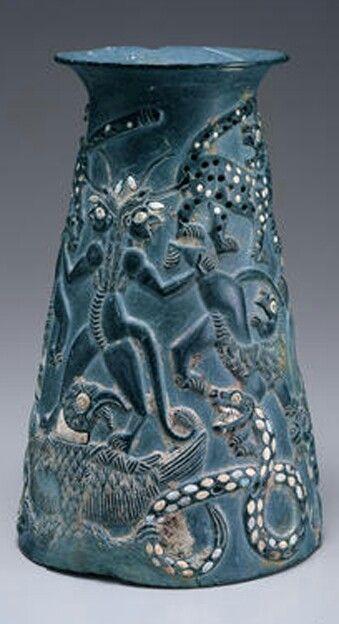 Элам эпохи Джамдет-Наср (3100-2900)