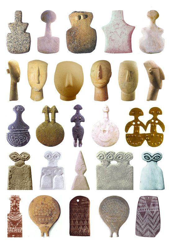 кикладская культура