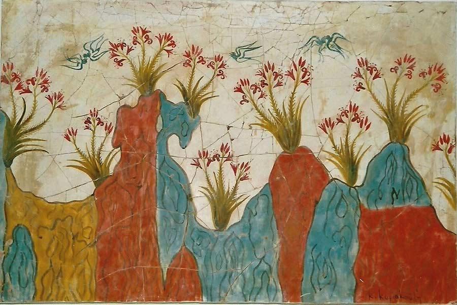 akrotiri-santorini-freski-vesna