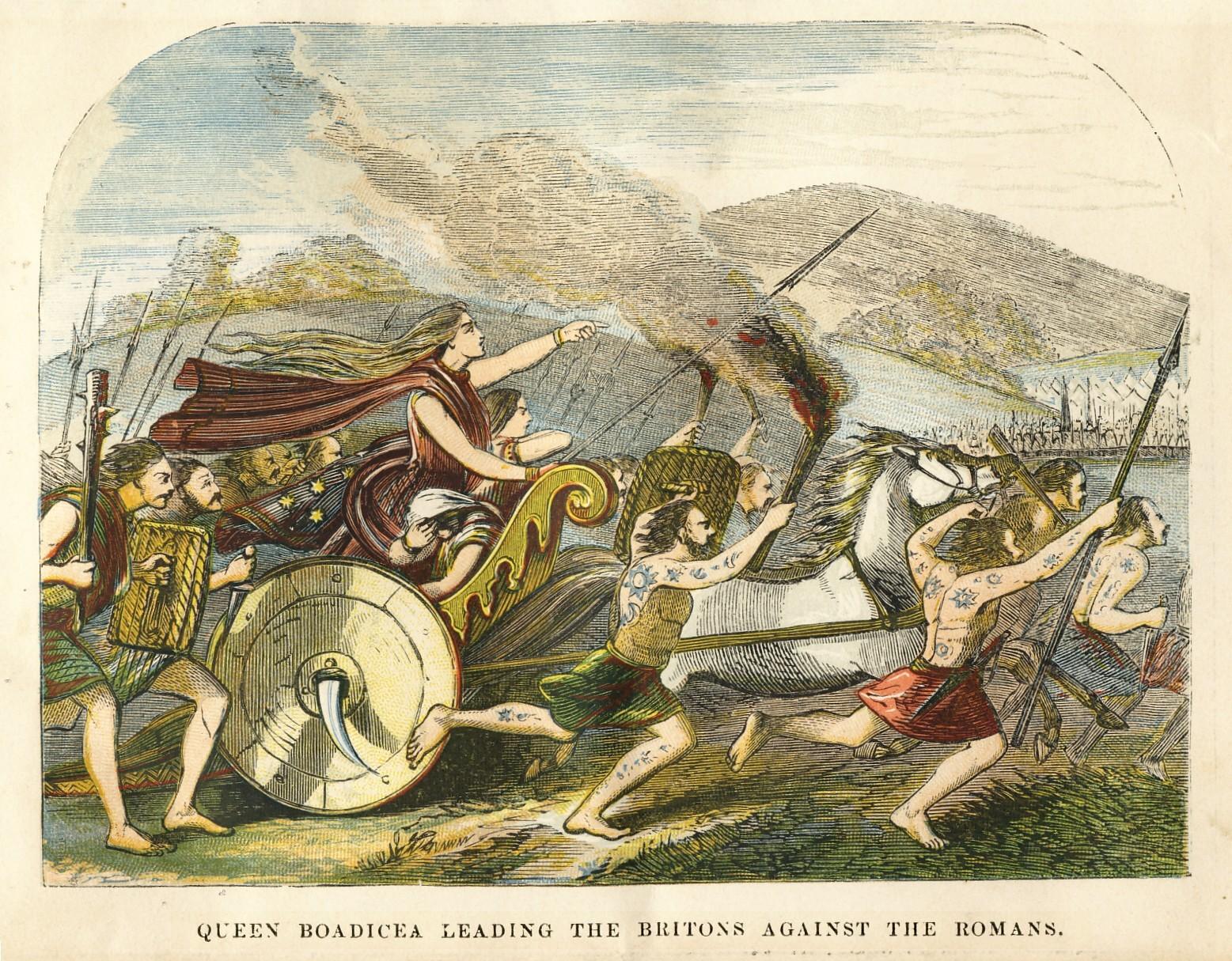 Queen-Boadicea