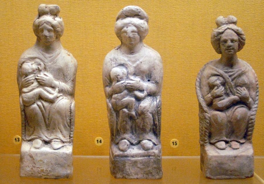 Dea Nutrix- кормящая Богиня