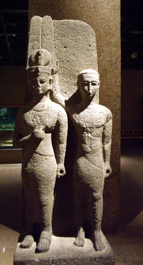 Кандакия Шанакдакете с мужем
