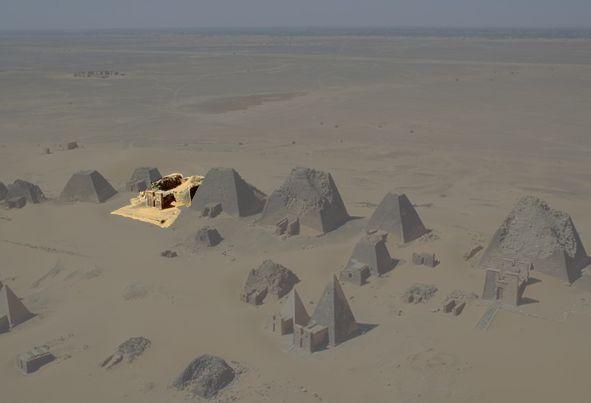 Sudan_Meroe_Pyramids