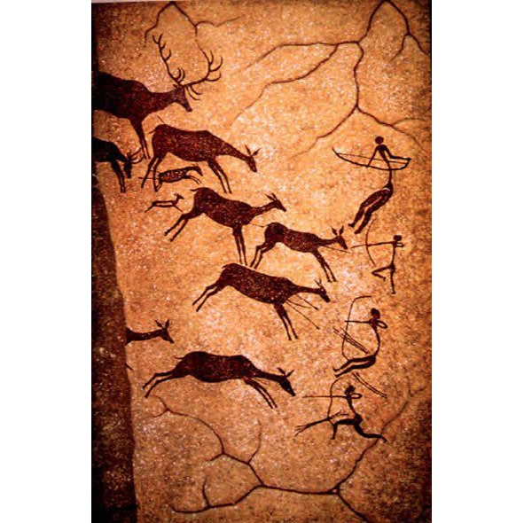 Пещера Ласко, Франция. Никитенко Л. К.