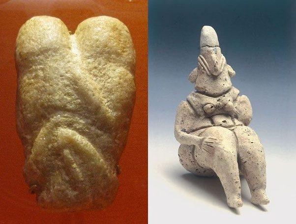 артефакты натуфийской культуры