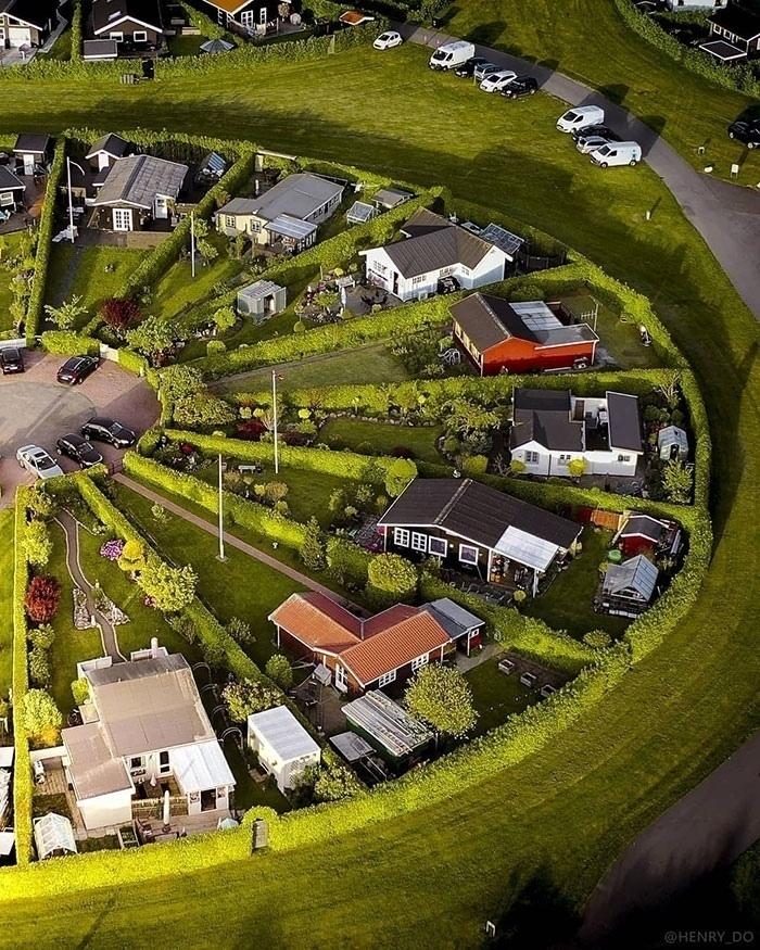 деревня в Дании 2