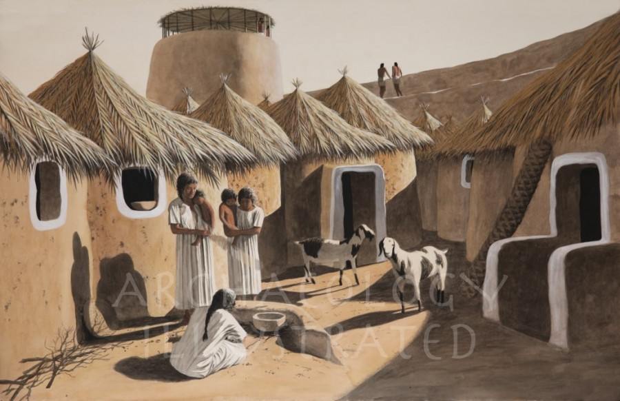 Jericho-The-Earliest-Occupation-in-the-Pre-pottery-Neolithic-Period-Around-8000-BC-2821