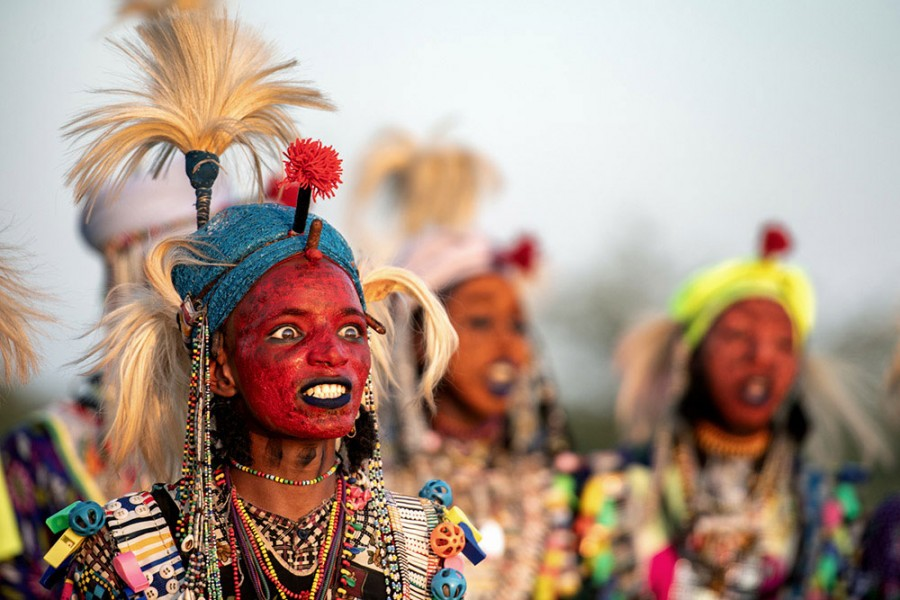 Gerewol - The Wodaabe tribe (Mbororo)