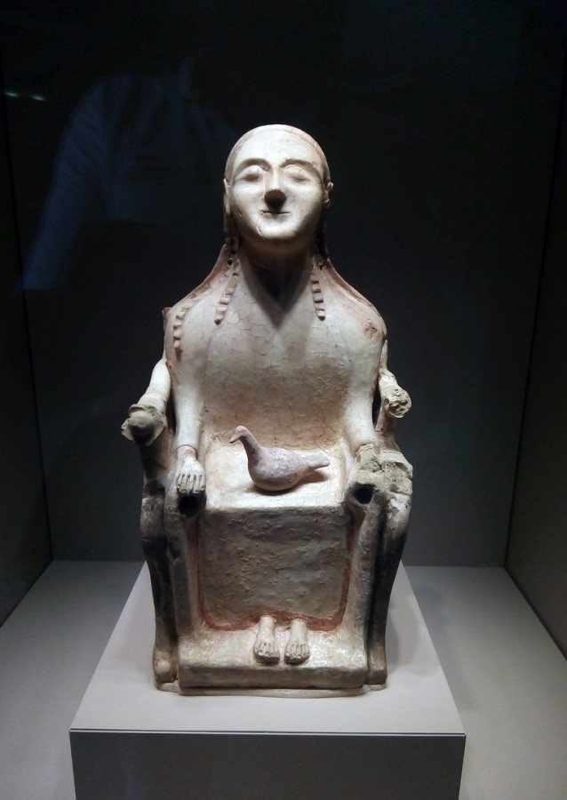 богиня