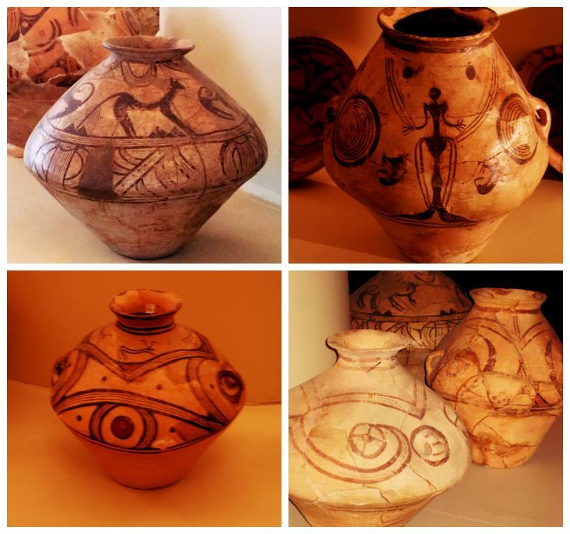 трипольская керамика 4