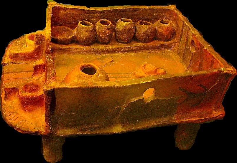 трипольская керамика 7