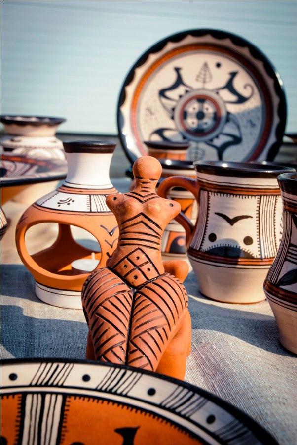 трипольская керамика 12