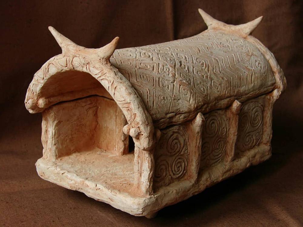 трипольская керамика 14