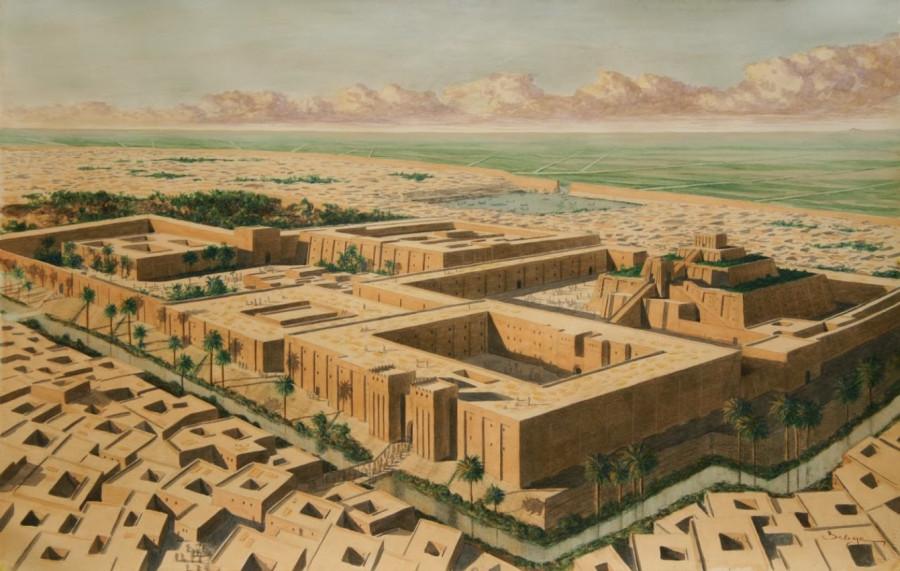 Ур 3 тыс. до н. э.