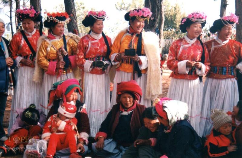 народ-Мосуо-Китай