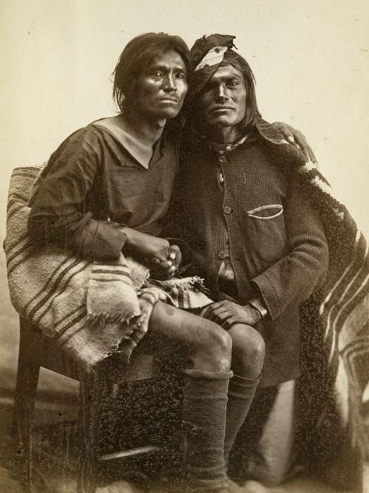 Бердаши индейцы фото