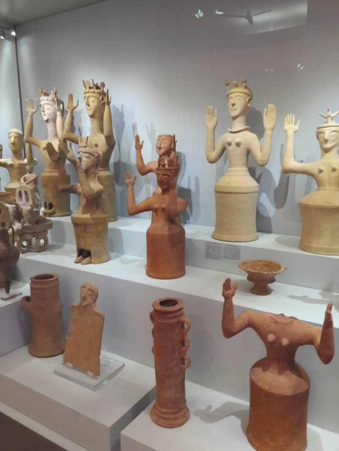 Археологический музей Ираклиона, Крит
