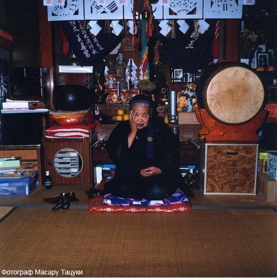 Итако - японские шаманки
