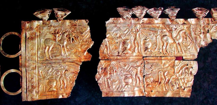 golden-diadem-from-ribadeo-themes-of-rebirth-transformation-of-men-into-birds-a-common-theme-castrexa-civilization-4th-century-bc