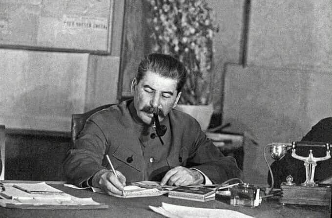 Иосиф Джугашвили (Сталин)