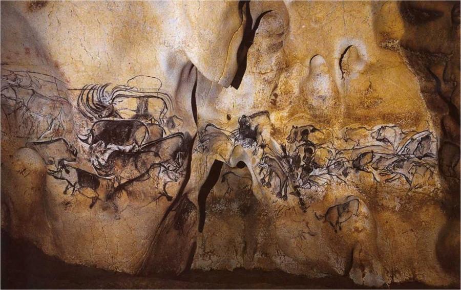 пещера Шовэ