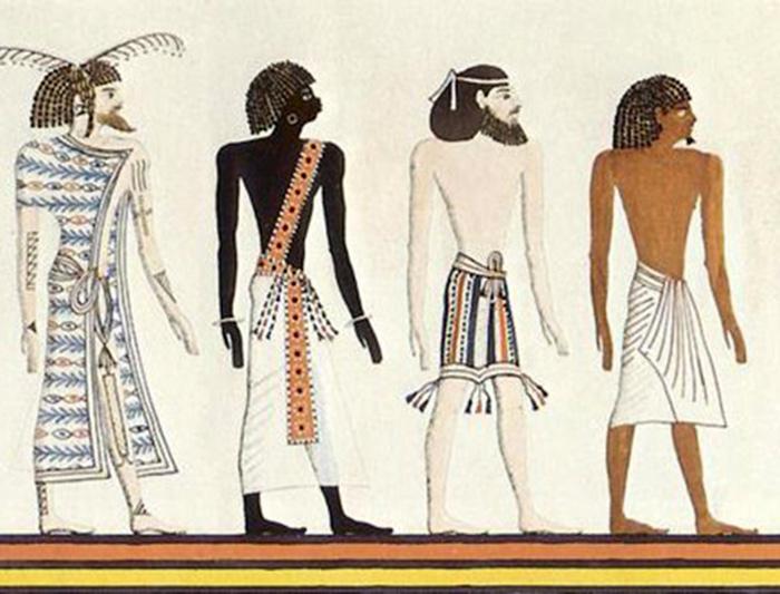 послы к фараону