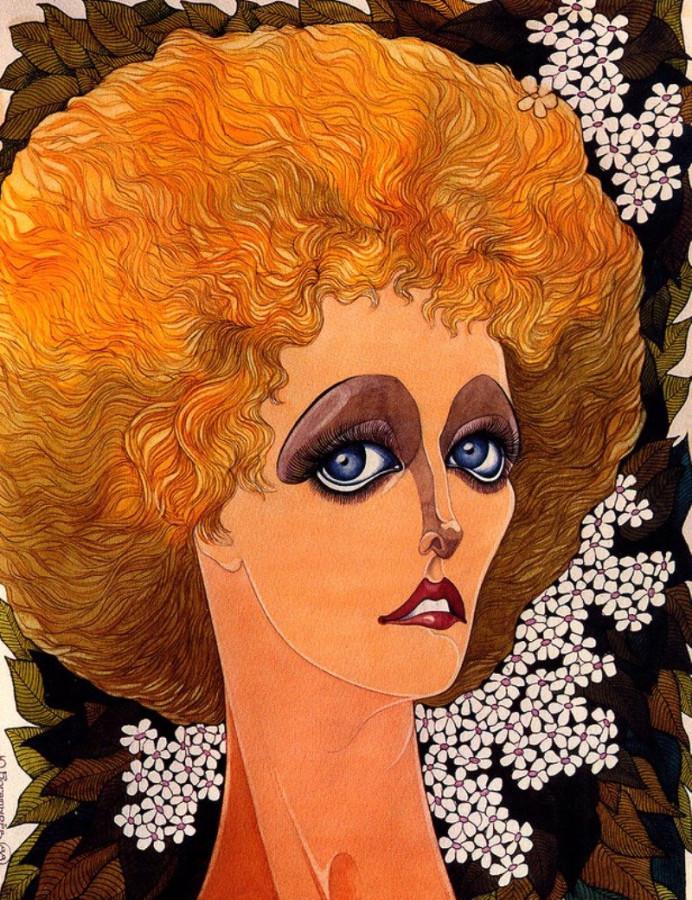 Елена Соловей, 1988