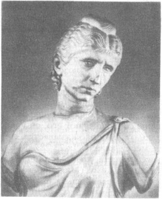 Портрет римлянки