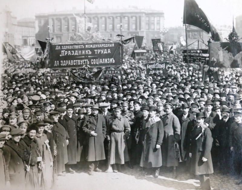 1 мая 1917 года 2
