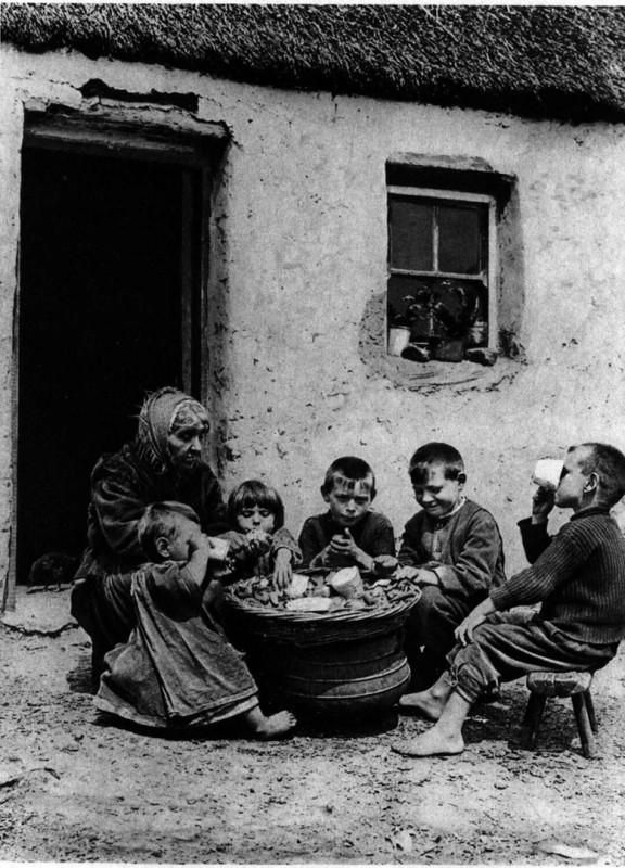 Ирландцы — начало 20 века