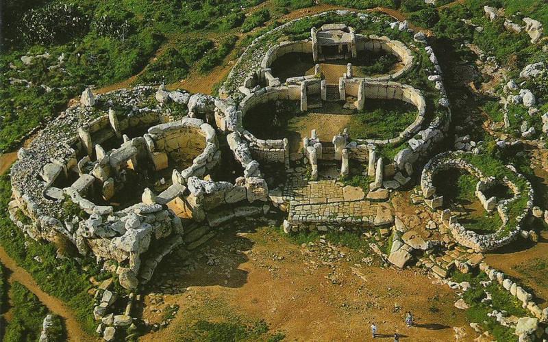 Древние храмы на Мальте