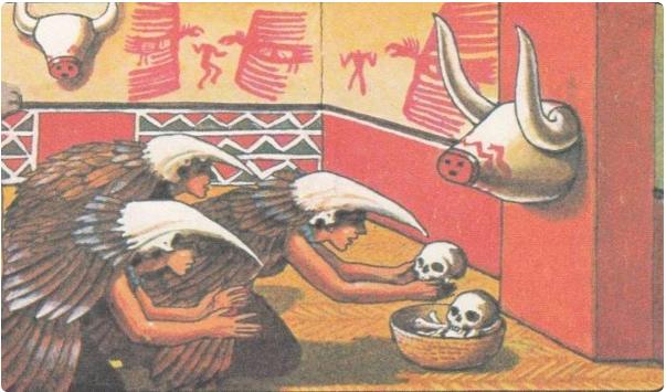 похоронный ритуал
