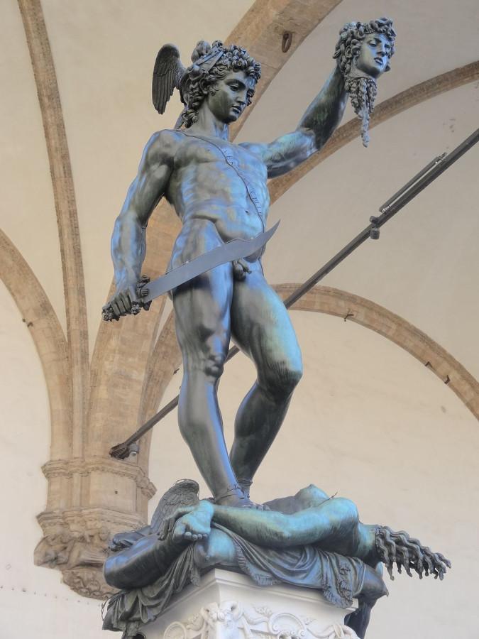Персей и Медуза