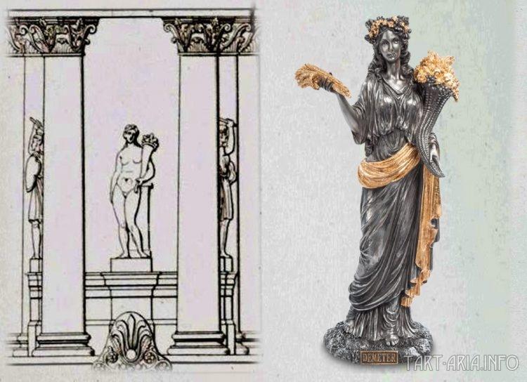 Barelef-na-plane-skulptura-boginja-Demetra
