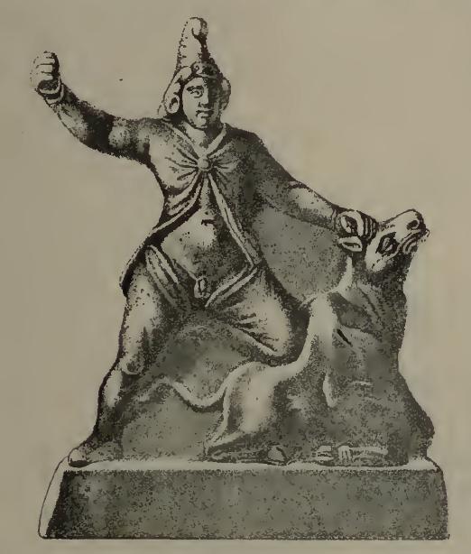 Tauroctonous_Mithras-Attis,_Kerch,