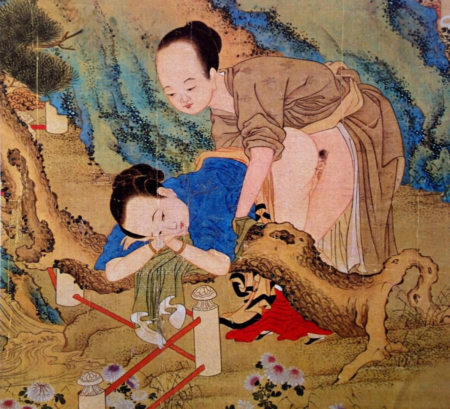 китайское искусство секса