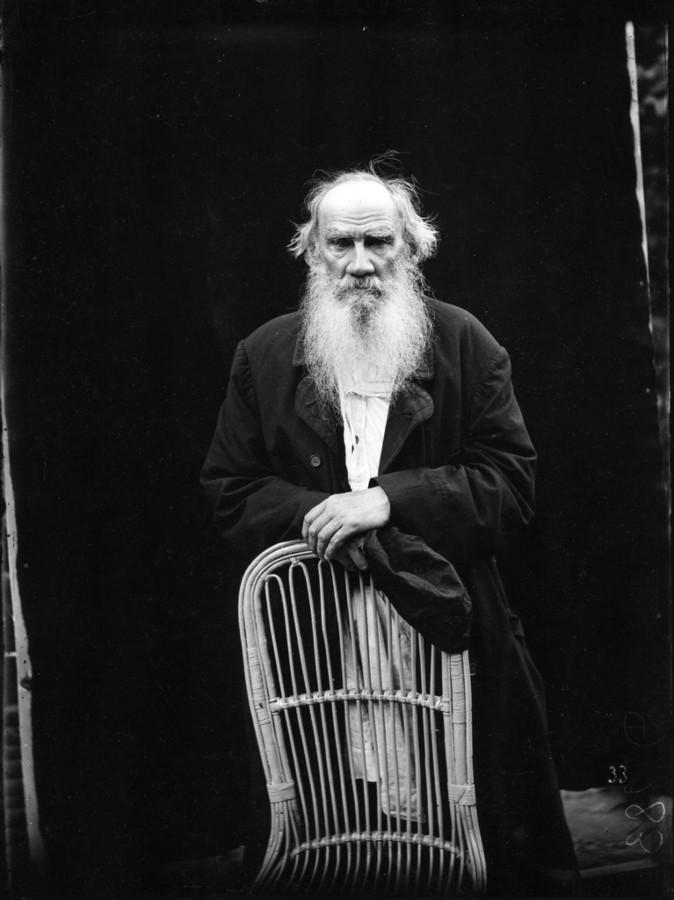Карл Булла. Лев Толстой, 1900-е