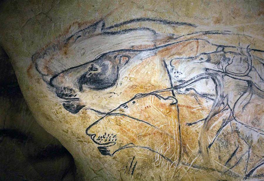 Пещера Шове.