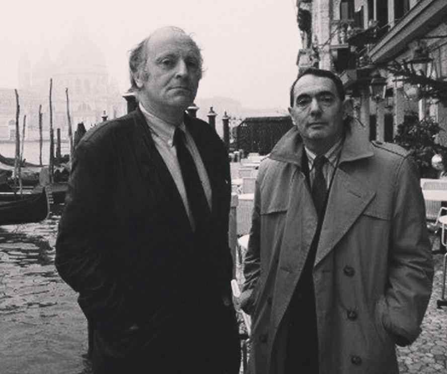 Бродский и Найманн