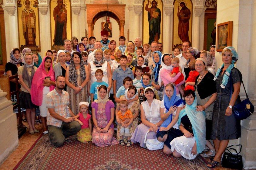 православная община