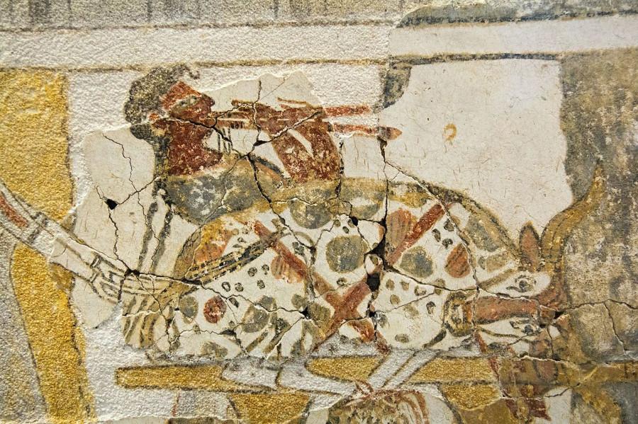 Саркофаг из Агиа триады 2