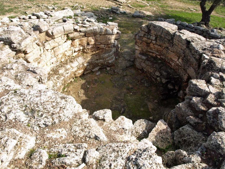 Погребальный толос долины Месара