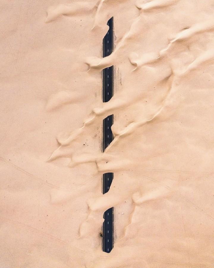 Сахарский минимализм